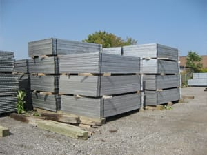 Buy temporary chain link and welded wire fence panels