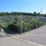 Fence rentals garden centre