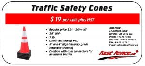 Traffic safety traffic cone sale