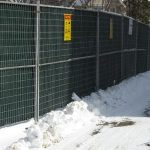 Green privacy screening
