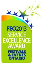 FEO Service Excellence Award 2013