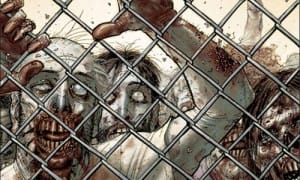 Zombie fence