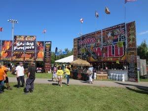 Ribfest event fence rentals