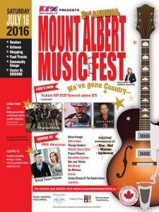 Mount Albert Music fest