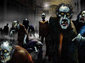 CDC zombie apocalypse image