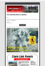 Traffic safety monthly e-newsletters