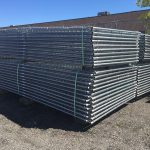 Temporary chain link fence panels for sale