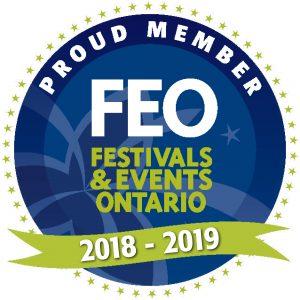 FEO member logo special events