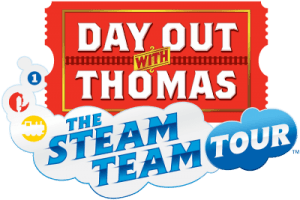Day out with Thomas at YDHR